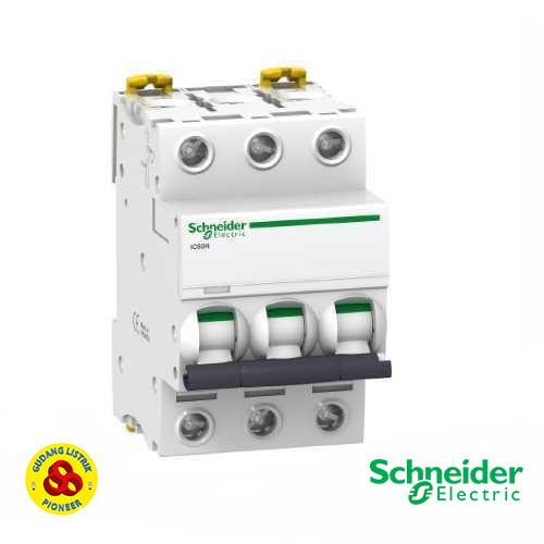 A9F74332  3Poles x 32 Amp NEW Acti9 iC60N Circuit Breaker C Curve Schneider