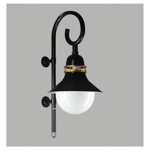 Jual Kap Lampu Taman Wl 99 A Black Dlx Gudang Listrik
