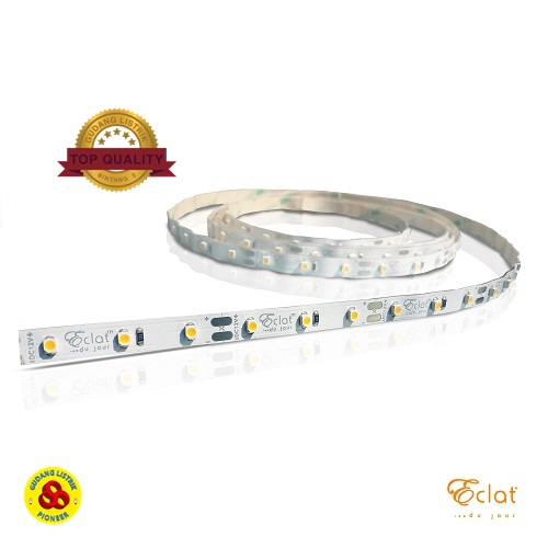 LED STRIP ECLAT 3528-60LED 3000K 12V ROB044